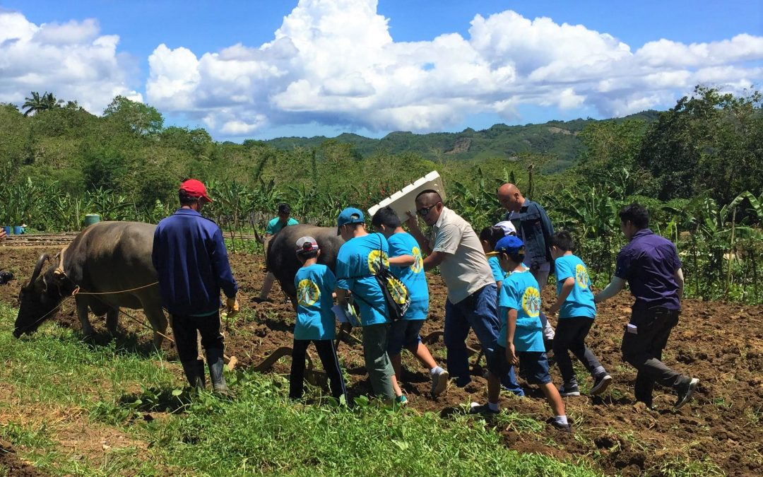 CEBU SAFARI LAUNCHES THE SAFARI BOOT CAMP