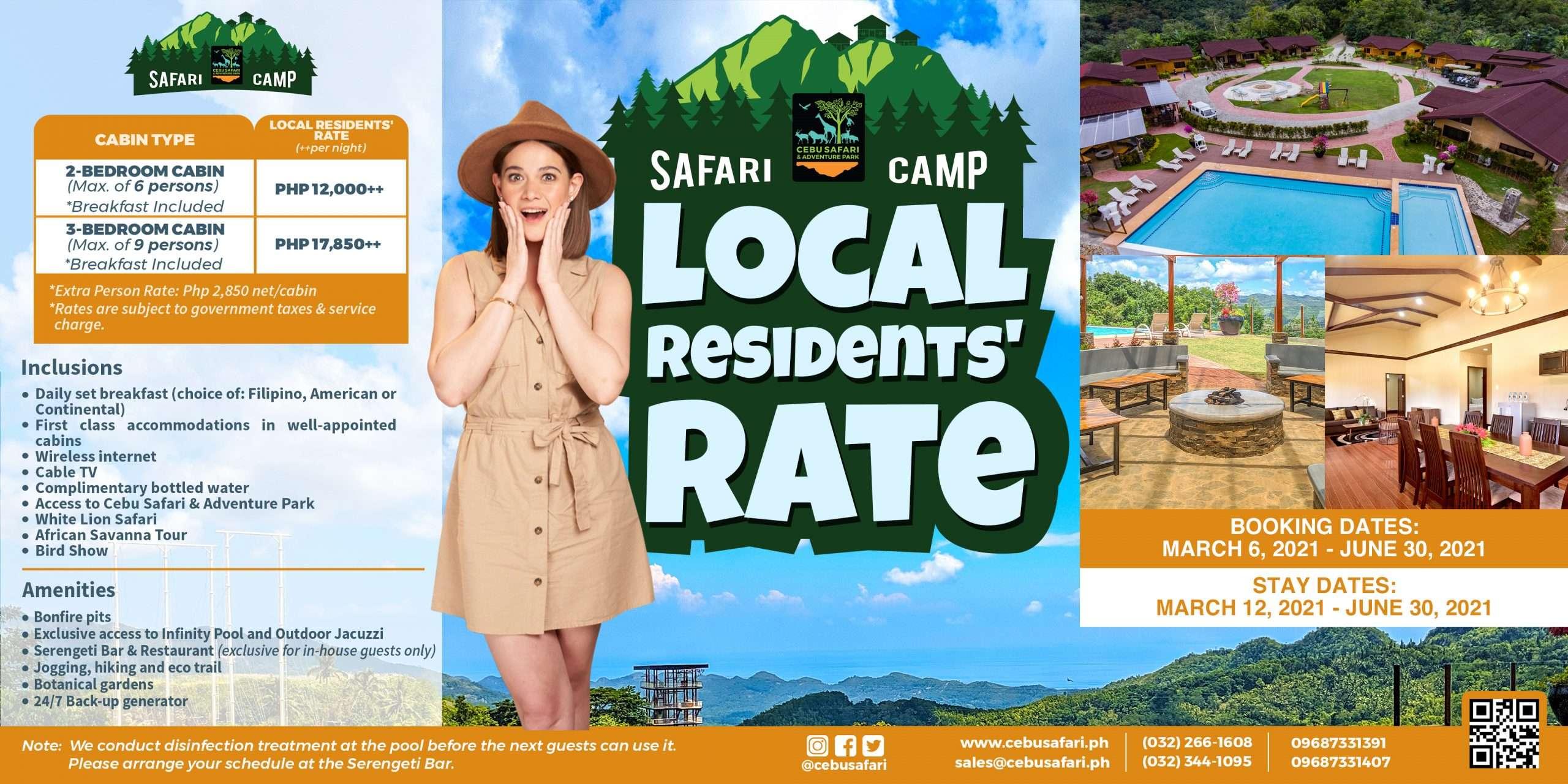 Safari Camp (updated)